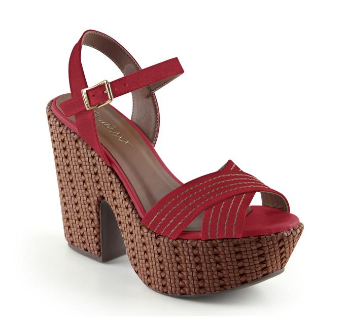 é tendência: um verão de sandálias plataformas! ~ o avesso ...