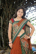 New actress Haritha glamorous stills-thumbnail-7