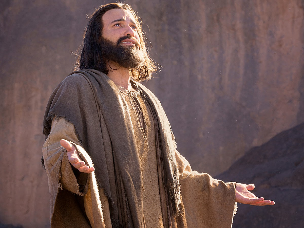 Religious movies airing Easter 2015.