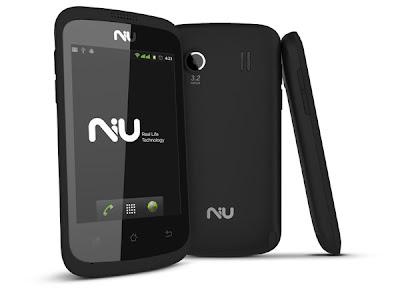 Harga dan spesifikasi NIU Niutek 3G 3.5B