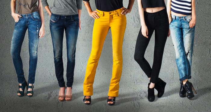 Что такое джины одежда