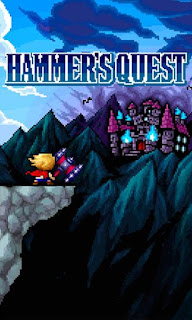 Screenshots of the Hammer's quest for Android tablet, phone.
