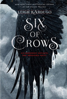 six of crows by leight bardugo | waiting on wednesday