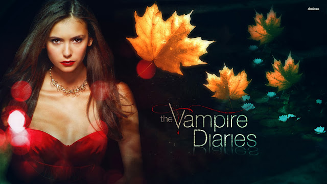Red Hot Elina Gilbert - The Vampire Diaries