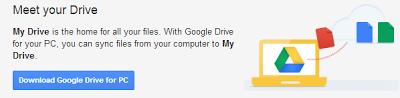 download+google+drive Tips Tutorial Cara Install dan Menggunakan Google Drive