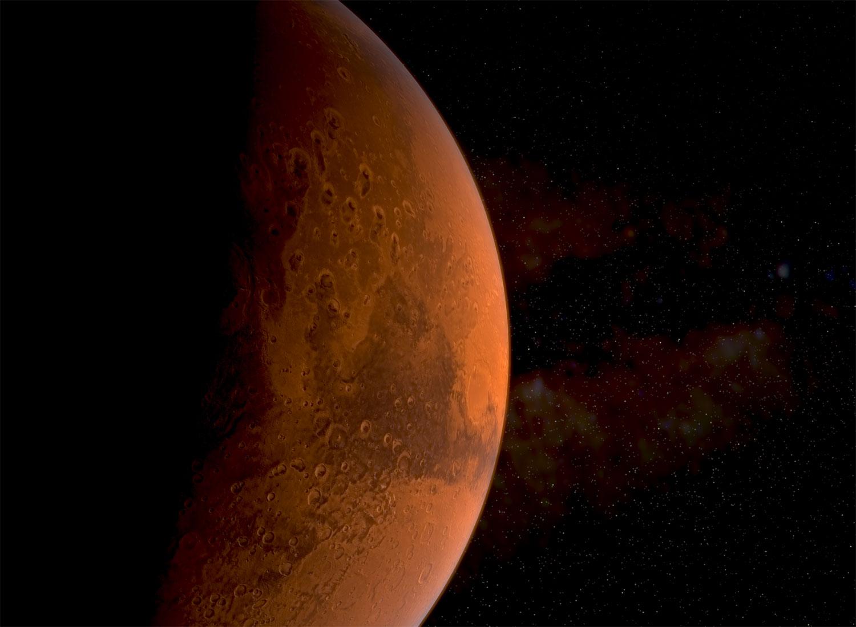 Red Mars Rebellion