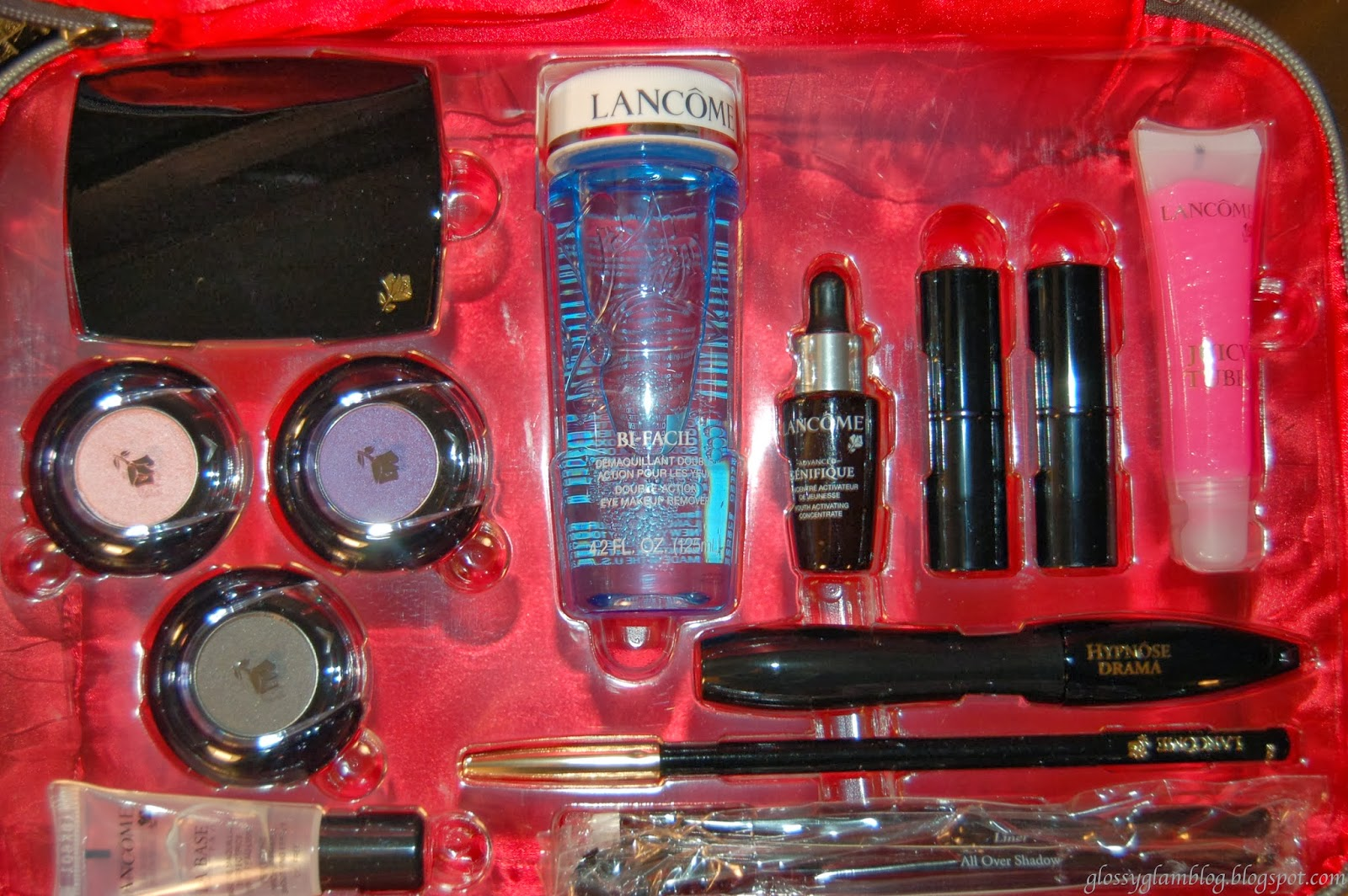 The story behind the purchase: I first bought this at a Macys. I honestly didn't need or really want anything from Lancome and so when I saw that you could ...