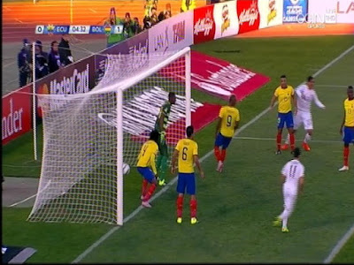 اهداف بوليفيا والاكوادور 3-2 ] بوليفيا والاكوادور 3-2 كوبا امريكا HD