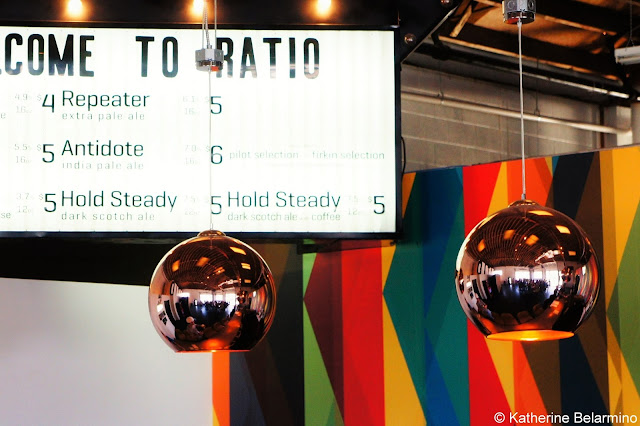 Ratio Beerworks RiNo Denver Brewery Tour