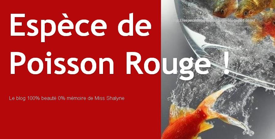 Esp ce de poisson rouge esp ce de poisson rouge f te for Nourriture poisson rouge pour une semaine