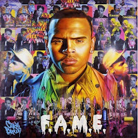 Chris Brown, FAME, cd, cover, new, album, audio, image