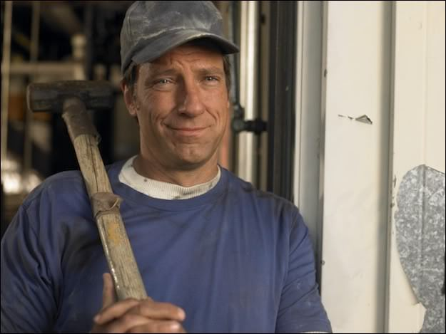 Hack wilson dirty jobs star mike rowe supports romney for Loudon motors ford alliance oh