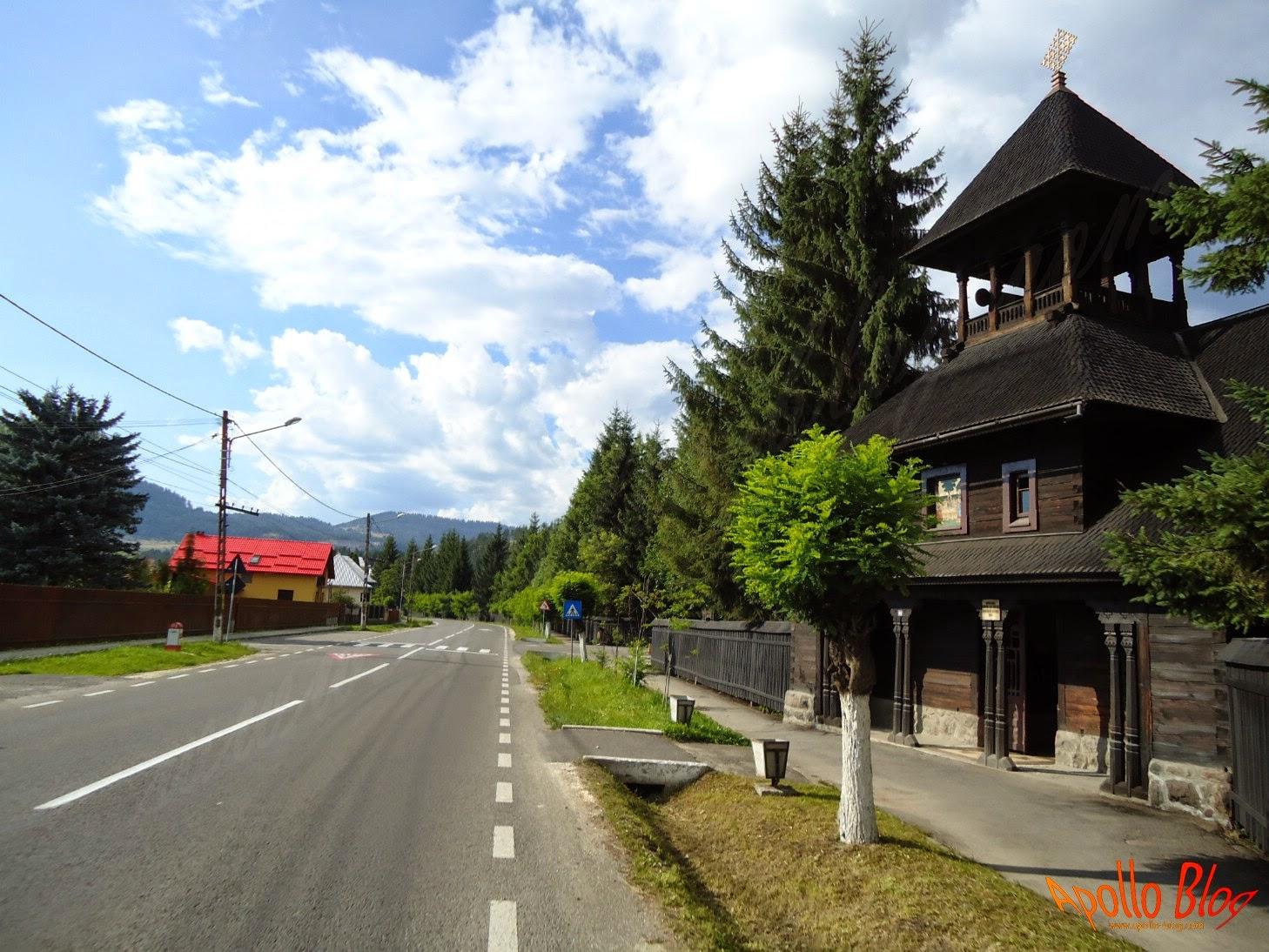 Manastirea Sfantul Ilie Toplita
