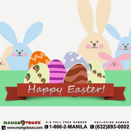 Mango Tours Happy Easter 2014