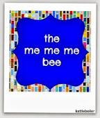 The Me Me Me Bee