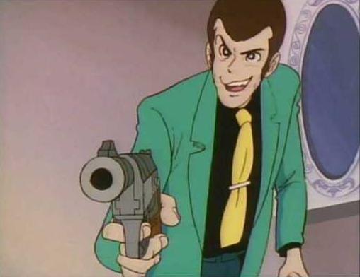 The animatorium lupin third series review