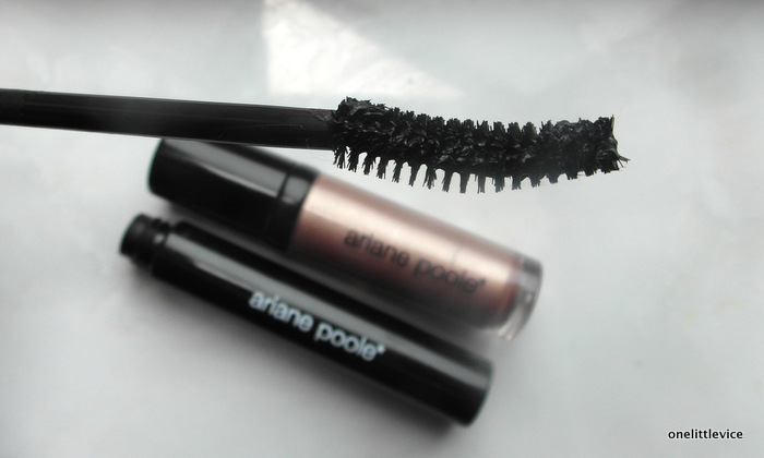 One Little Vice Beauty Blog: Ariane Poole Mascara Review