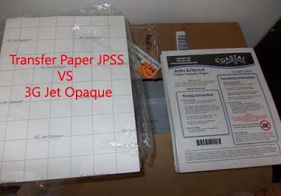 jual transfer paper JPSS