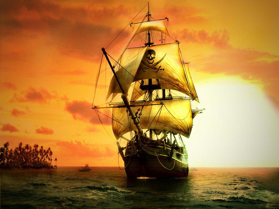 inkspired musings: Ahoy! me matey...