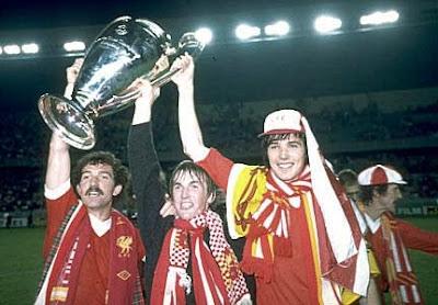 Liverpool European Champions 1981