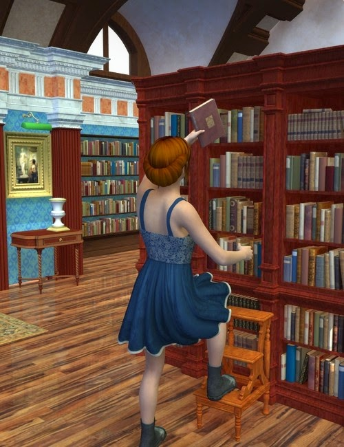 Vaulted Hall Library Bundle