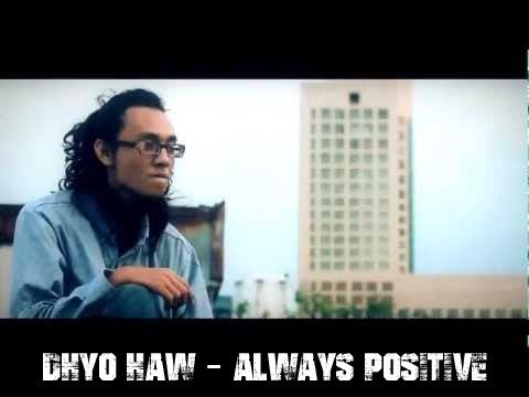 Lirik Dan Chord : Dhyo Haw - Always Positive