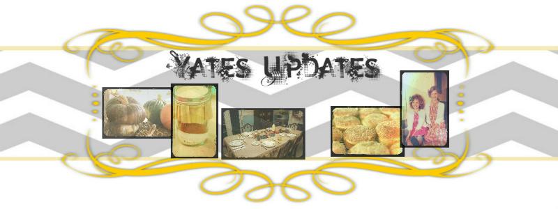 Yates Updates