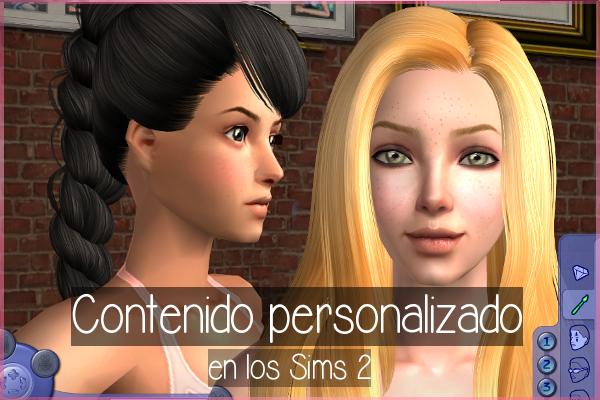 Peinados Para Los Sims 2 - Donde puedo descargarme peinados vestidos etc para los sims 2