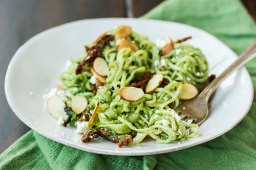 Nettle Pasta Recipes — Dishmaps