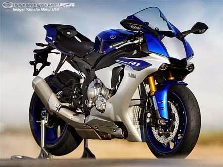 gambar Yamaha R1M