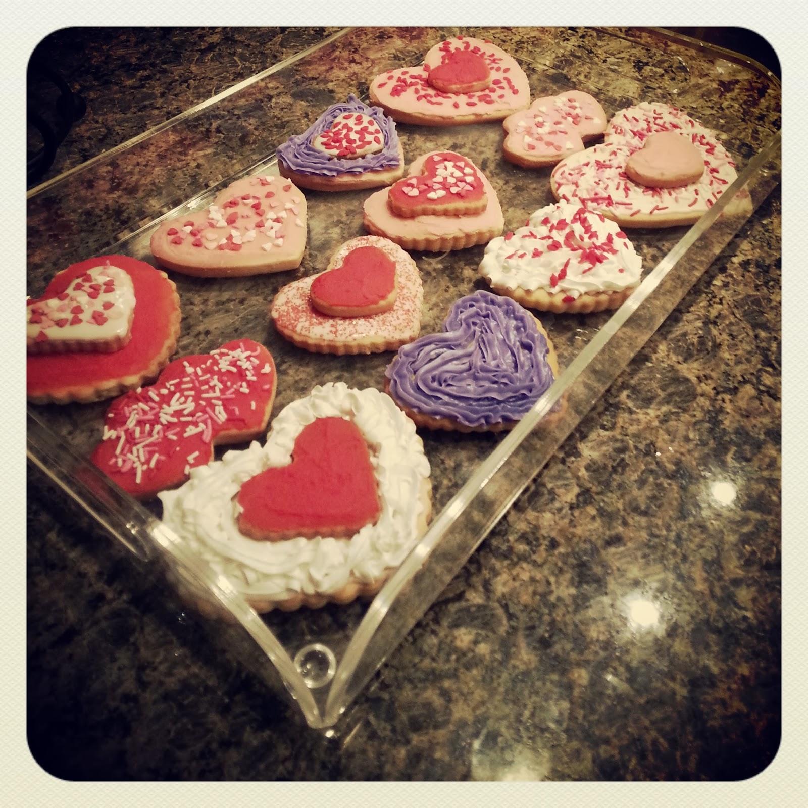 au pair cookies