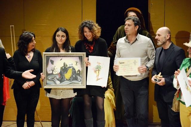 Dama di bacco parte il nuovo concorso del teatro di quarconia 2015 2016 bando e termini di - I giardini di bacco ...