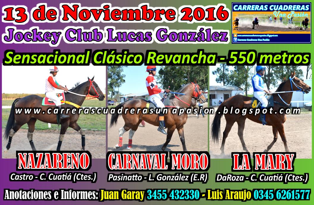 L. GONZALEZ - CLASICO 550