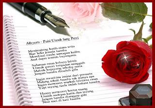Puisi Cinta Romantis : Inilah Caraku Mencintaimu
