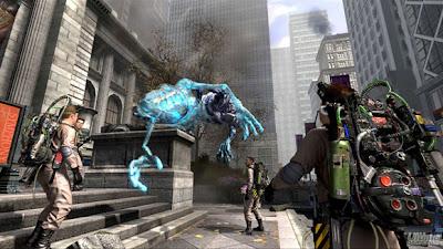 Los Cazafantasmas: El videojuego