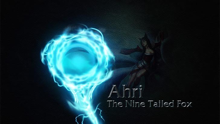Ahri logo icon League of Legends