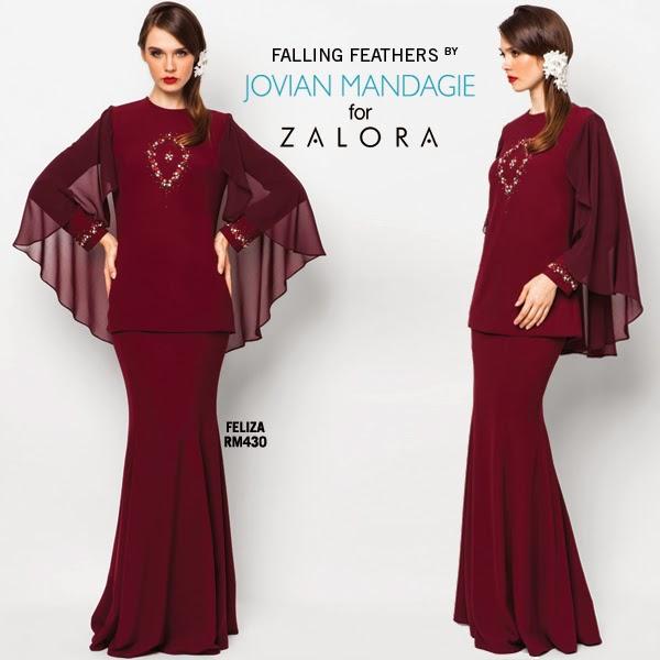 Design Baju Raya Artis : Kawasan lynn damya koleksi baju raya jovian mandagie