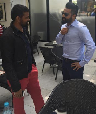 NTR AND SUKUMAR LATEST MOVIE STARTED IN LONDON - TOLLYWOOD NEWS