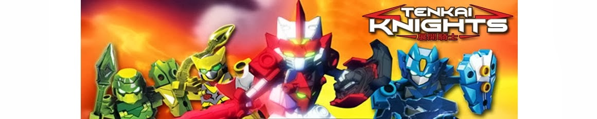 Tenkai Knights Series