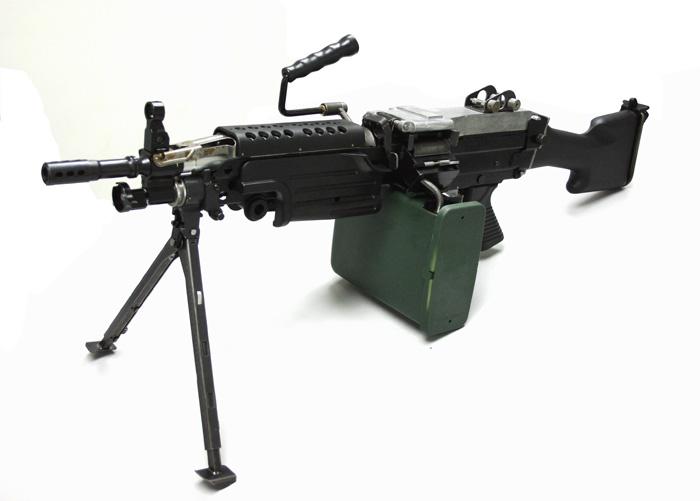 Light Machine Gun Saw M249 SAW