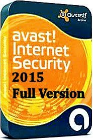 Download Avast Internet Security 2015 Crack and License Key