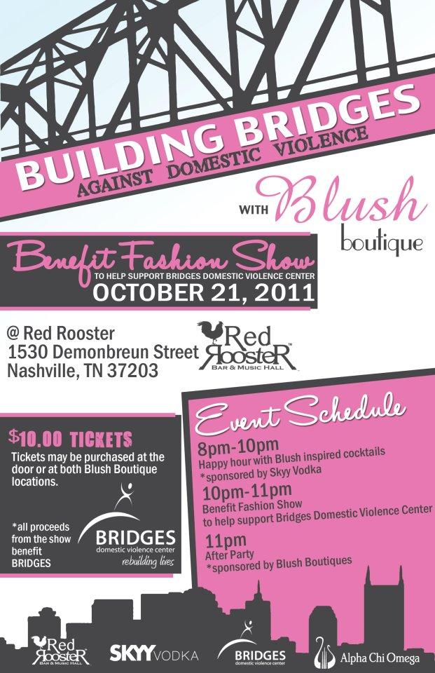 Nashville Fashion Blog: Blush Benefit Fashion Show: October 21, 2011