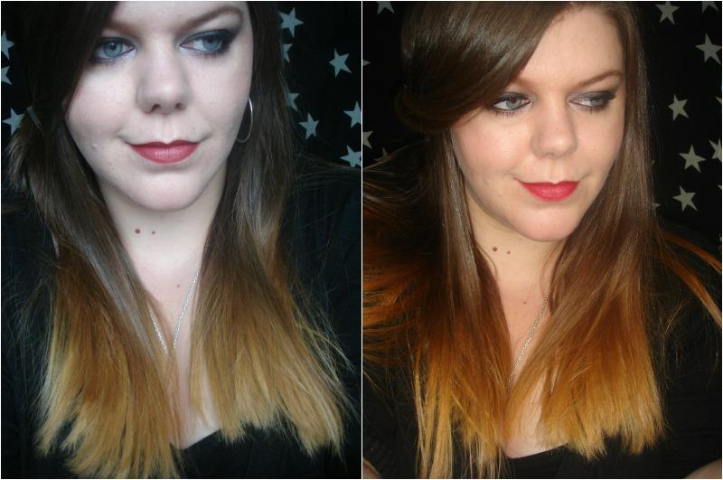 Fashion / Lifestyle.: How-to Ombre: L'Oreal Wild Ombres Kit Review
