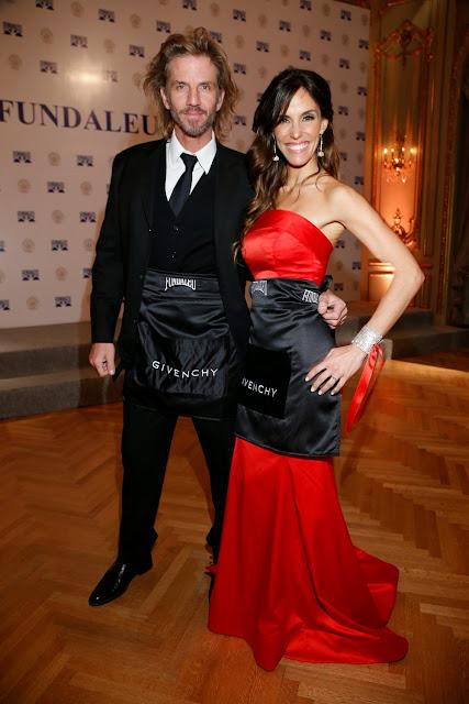 Moda en la Gala Fundaleu.