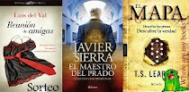 "Sorteo en ""Where are my books?"