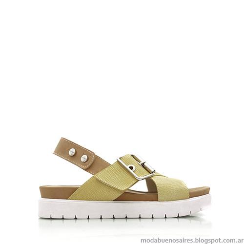 Blaquè moda sandalias 2016. Moda 2016.