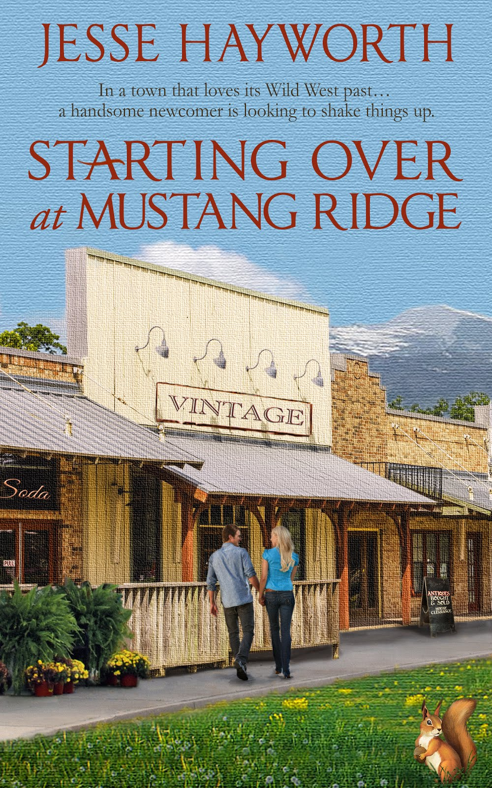 Starting Over at Mustang Ridge