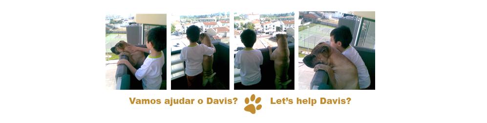 Vamos ajudar o Davis!