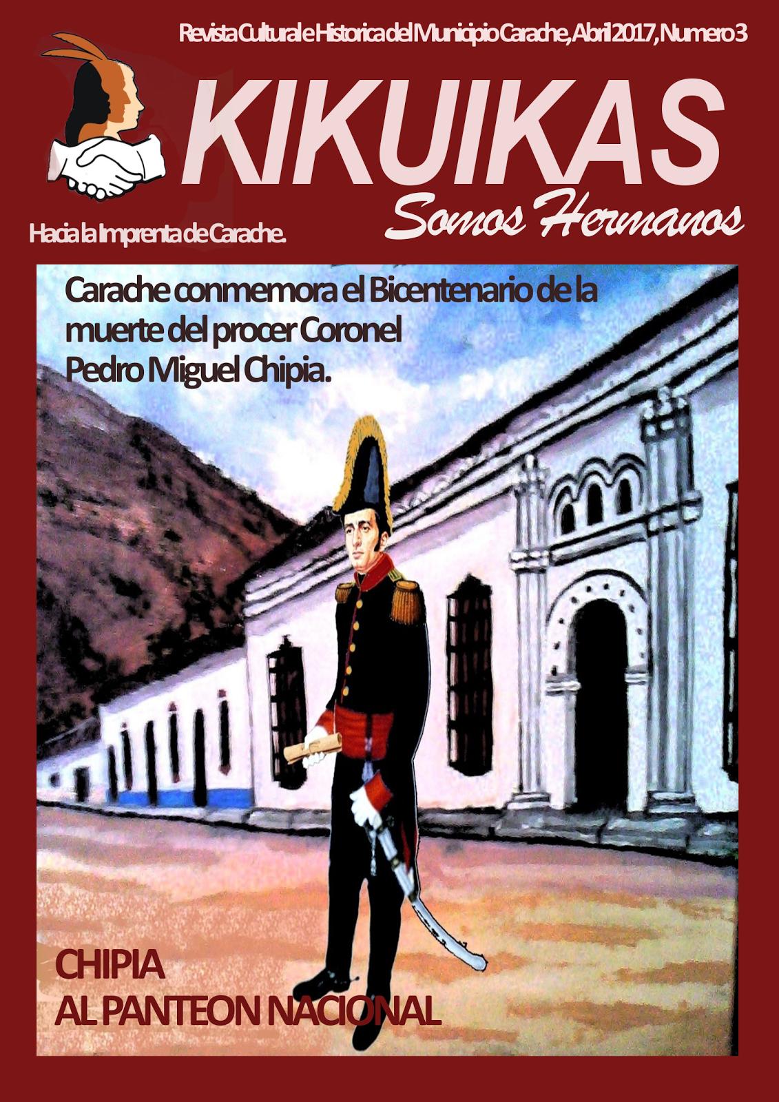 Biografía Completa del Coronel Chipia