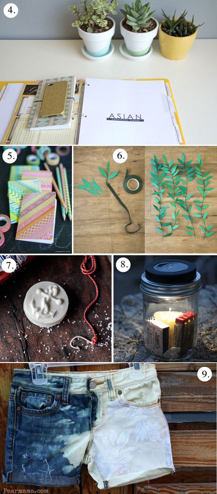 9 Weekend Project DIYs